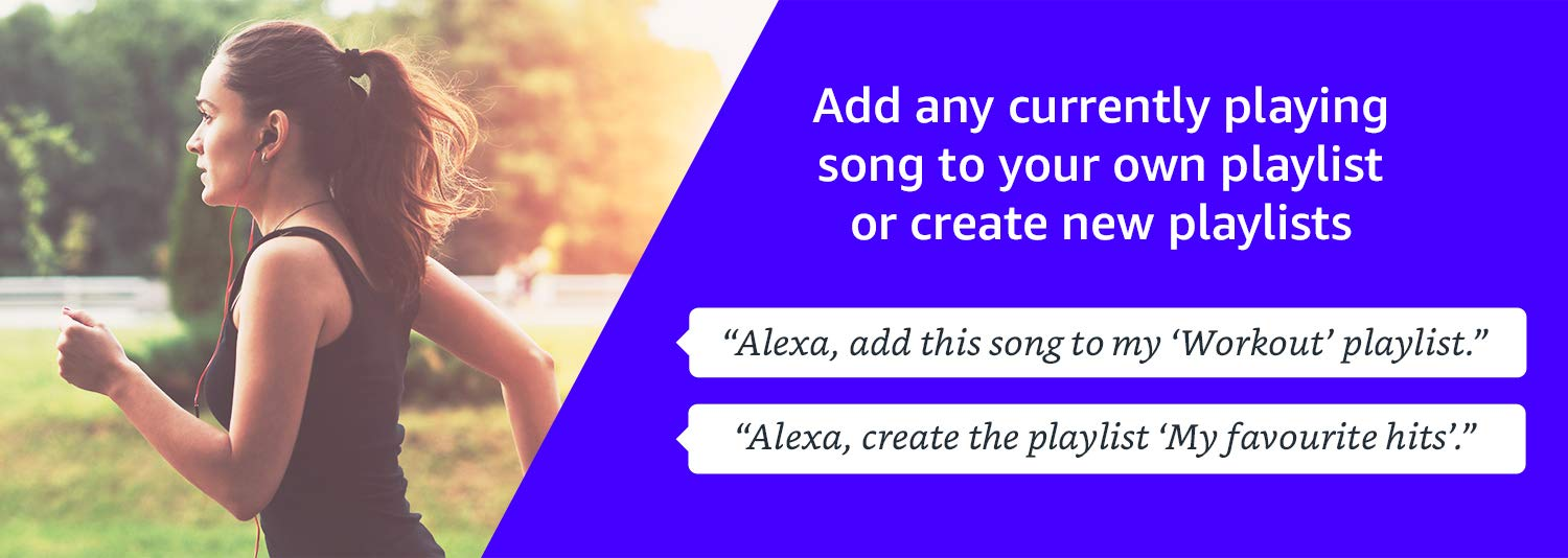 Alexa add songs to my playlist