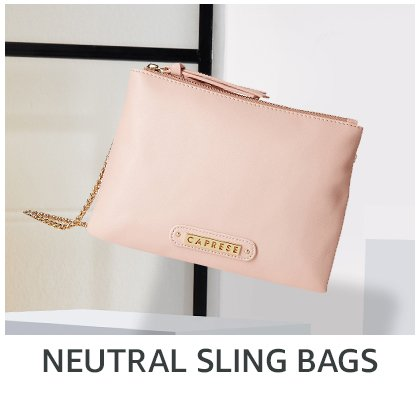 Neutral sling bags