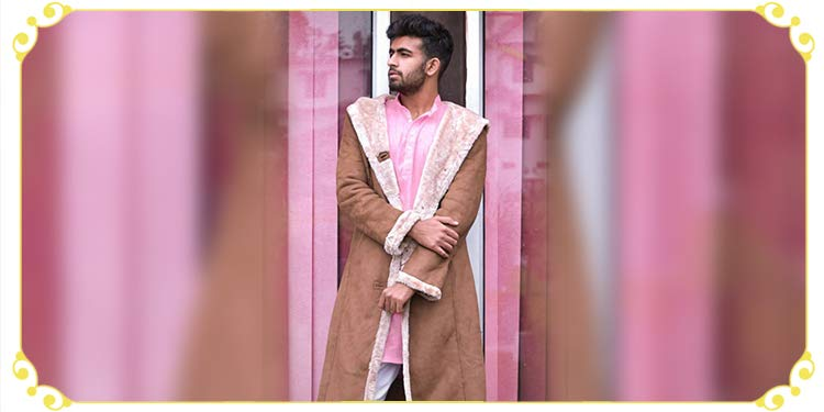 Carry your simple khadi Kurta pyjama in style