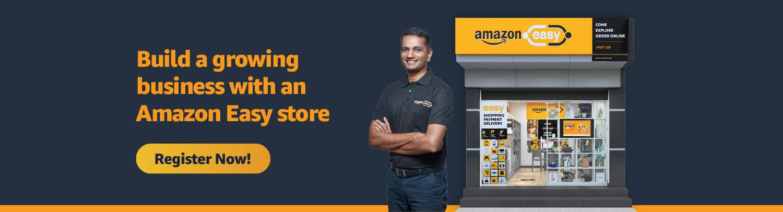 Amazon Easy Store franchise