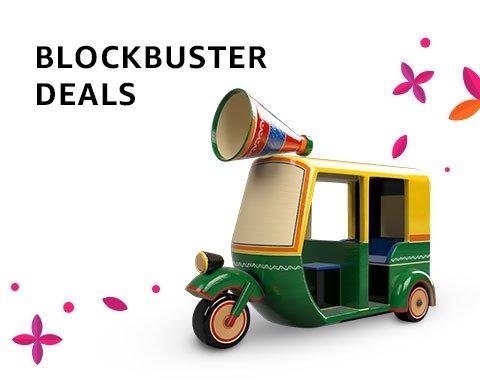 Blockbuster Deals-NC