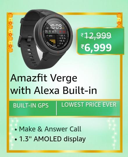 Amazfit Verge