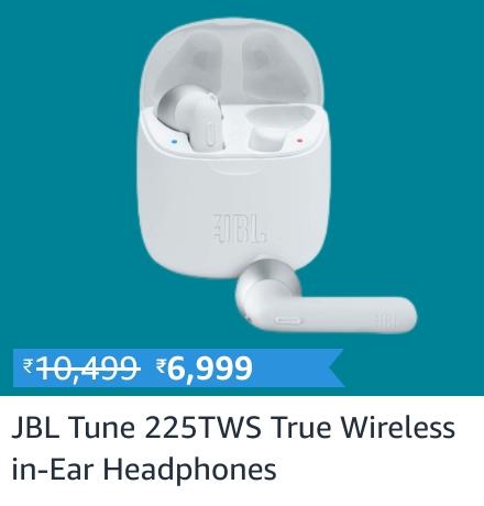 JBL tune wireless headphones