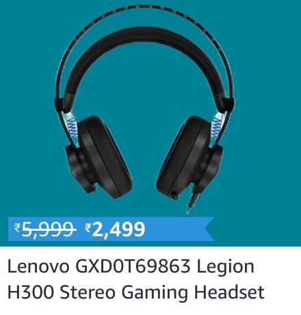 Lenovo legion headset