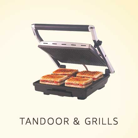 tandoor & grills