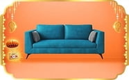 Up to 60% off | Sofas & recliners