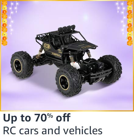 RC cars and vehicles