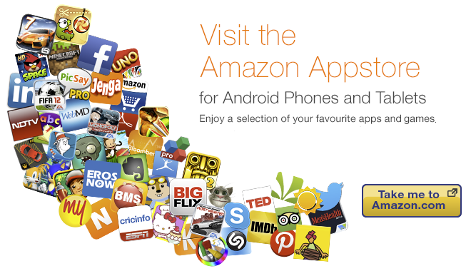 Visit the Amazon Appstore