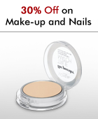 30% off on Make-up & Nails