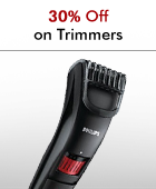 30% off on Trimmers