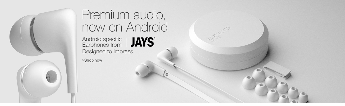 Jays  - Earphones for Android