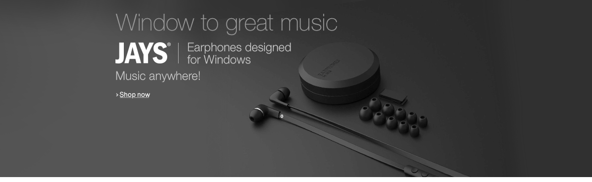 Jays  - Earphones for Windows