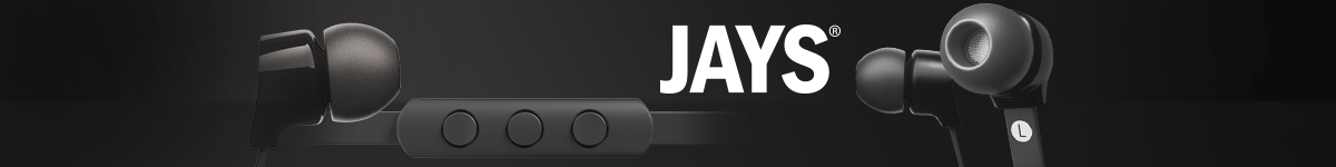 Jays - Earphones, Headphones & Accessories