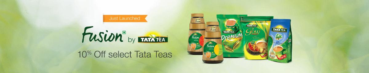 Tata Fusion Launch : 10% Off