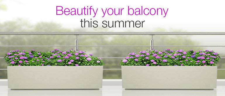 Amazonin Decorate Your Balcony Home Kitchen