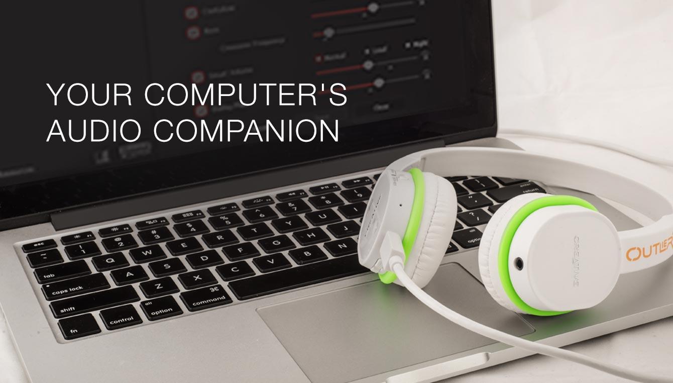 Your Computer's Audio Companion