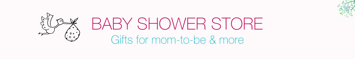 Baby Shower Header: Gifts for mom-to-be & more