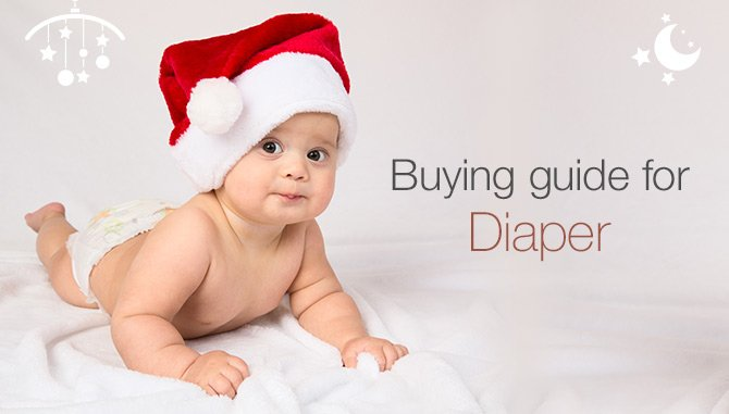 Buying guide for diapers