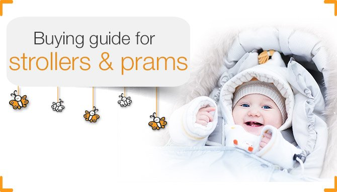 Buying guide for Strollers & prams