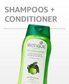shampoos& conditioner