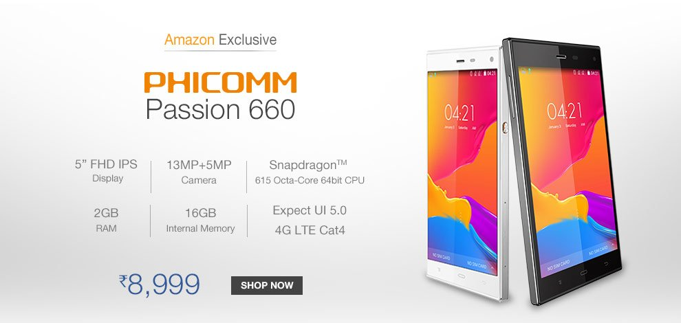 PHICOMM Passion 660