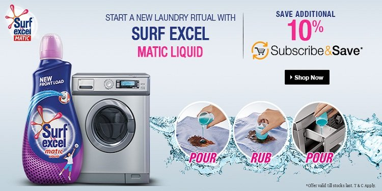 surf matic
