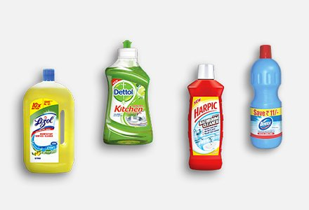 Household Supplies: Buy Household Supplies Online at Best Prices in ...