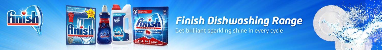 Finish Dishwashing Range