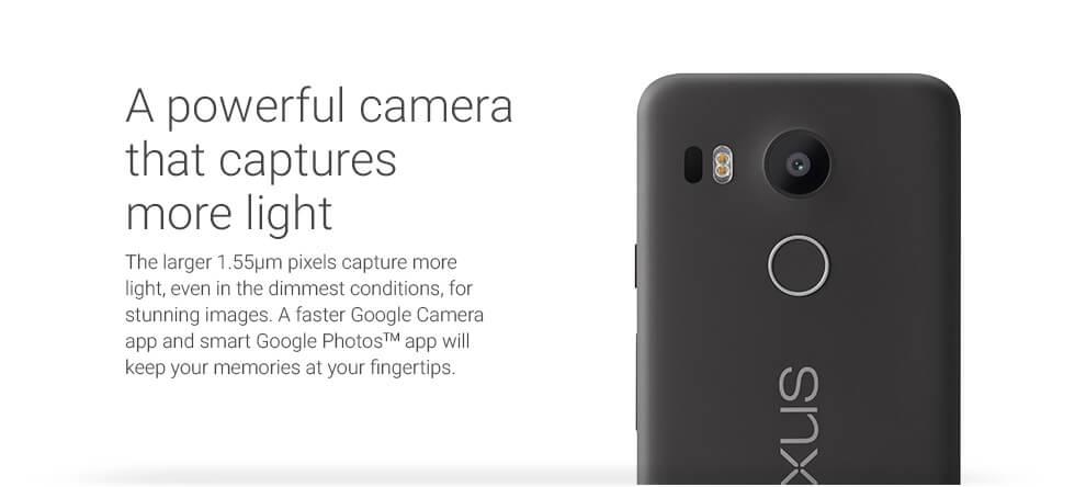 Nexus 5X5