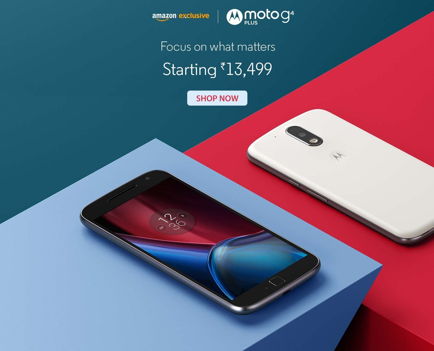 Moto G4 Plus Shop Now