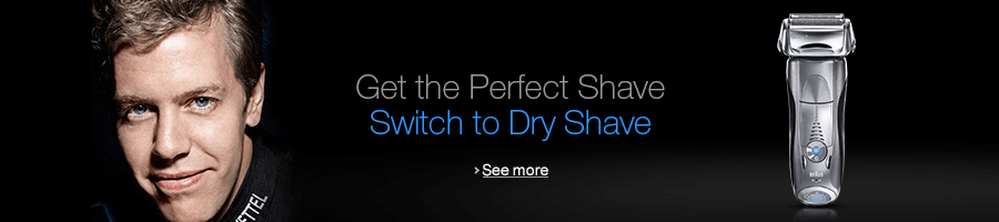 Why Dry Shave