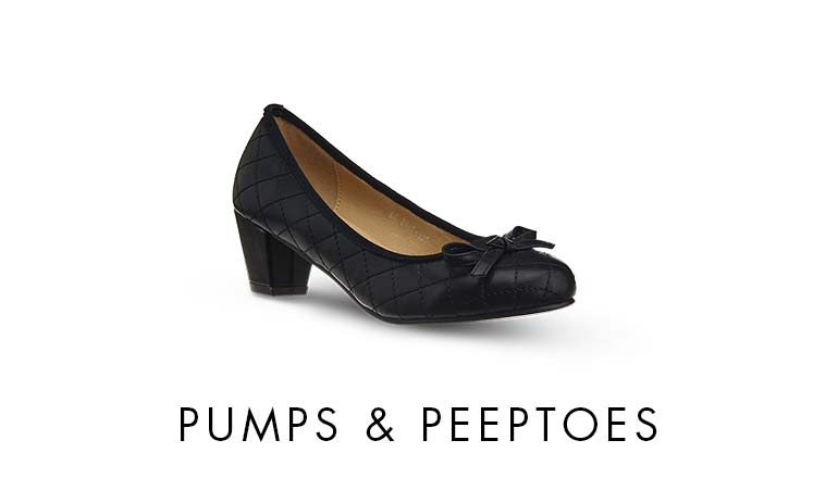 Pumps & Peeptoes