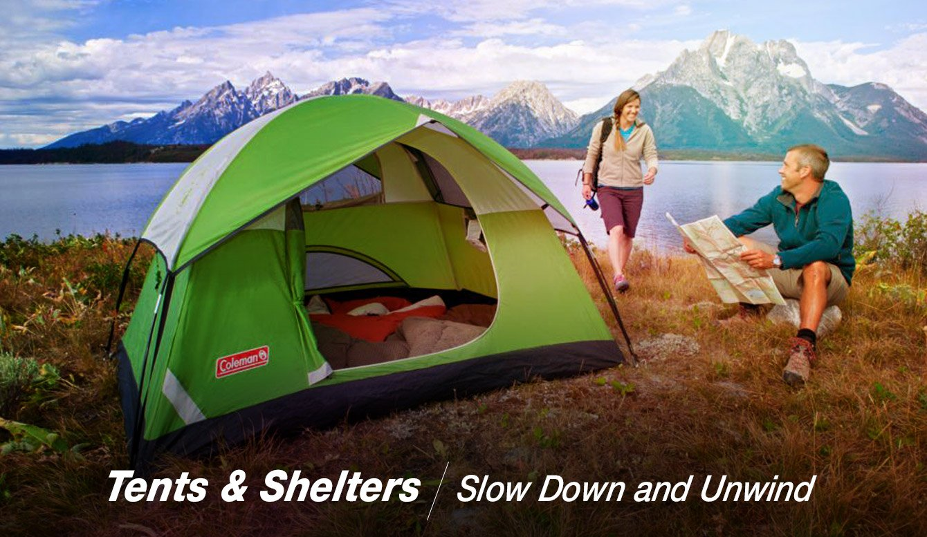 Tent and Shelters & Amazon.in: Coleman: Sports Fitness u0026 Outdoors