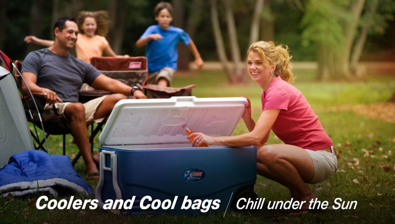 Coolers and Cool Bags