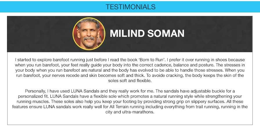 Testimonials by LUNA Brand Ambassadors
