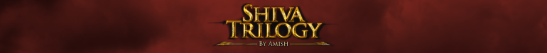 Shiva Trilogy Page Banner