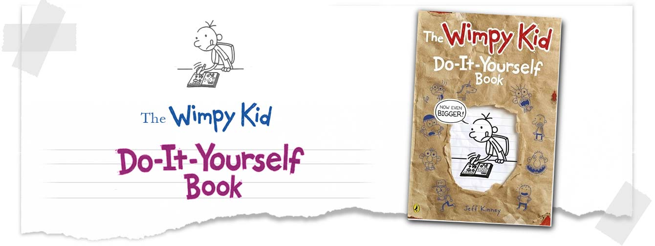 Amazon diary of a wimpy kid store books do it yourself solutioingenieria Choice Image