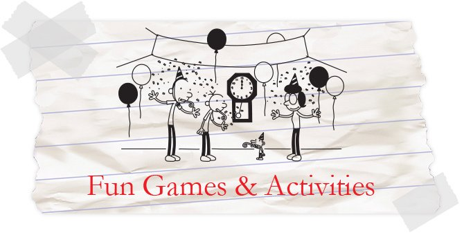 Old School Activity Sheet