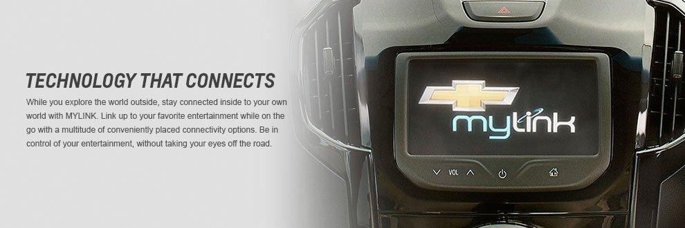 Chevrolet Mylink Feature