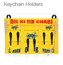 Keychain holders