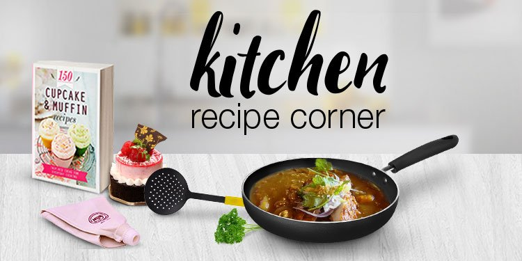 kitchen recipe corner