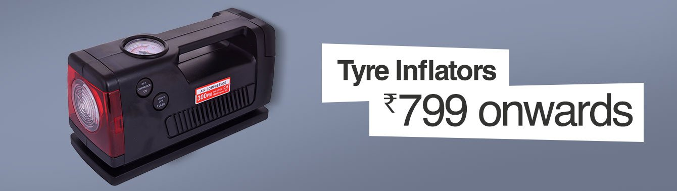 Tyre Inflators