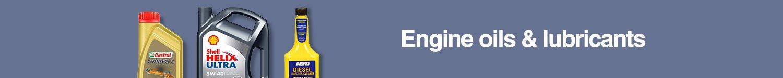 Engine oils & coolants