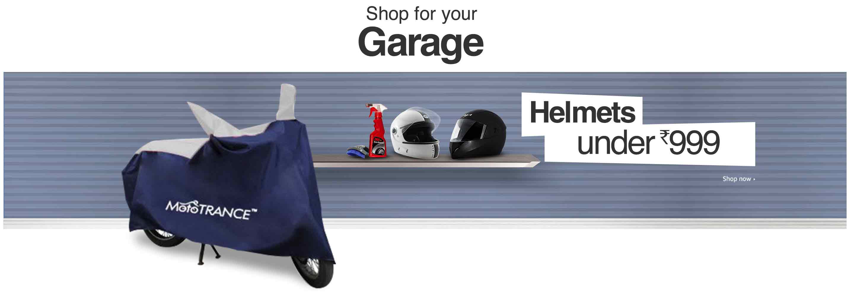 Shop for your garage