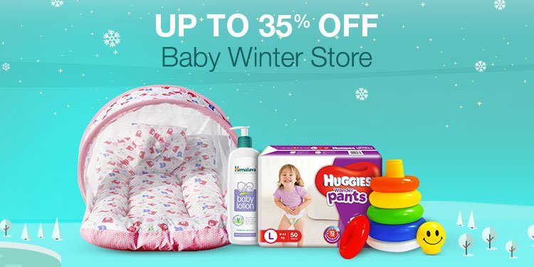 d8d561d8b Amazon.in  Up to 35% Off  Baby Products  Baby