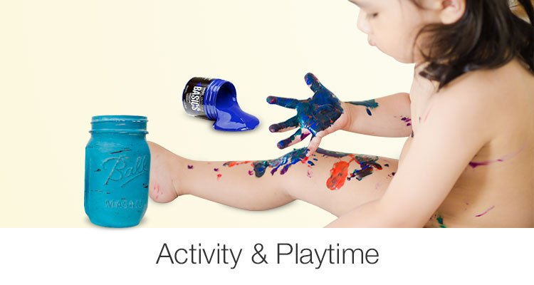 Activity & playtime
