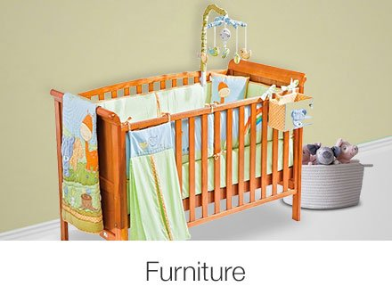 Elegant Nursery Décor. Bedding · Furniture