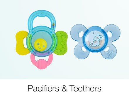 Pacifiers & Teethers