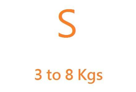 Small (3-8kgs)