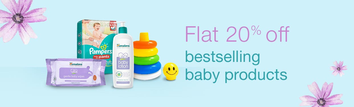 Webstore PRO Clover Baby Store 20% off